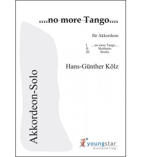 no more Tango