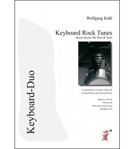 Keyboard Rock Tunes