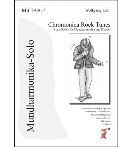 Chromonica Rock Tunes