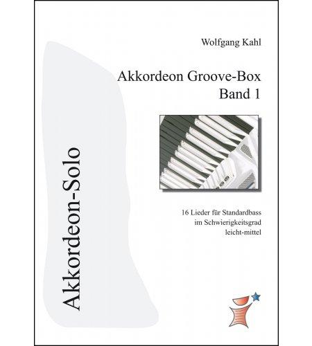 Akkordeon Groove Box - mehrbändig