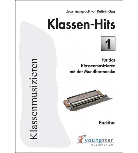 Klassen-Hits 1 - Partitur inkl. CD
