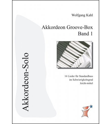 Akkordeon Groove Box Band 1