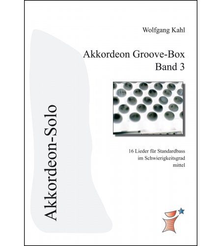 Akkordeon Groove Box Band 3