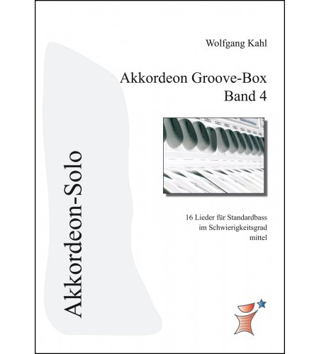 Akkordeon Groove Box Band 4