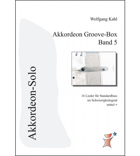 Akkordeon Groove Box Band 5