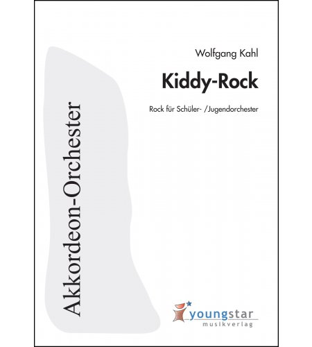 Kiddy-Rock - Partitur