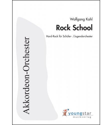 Rock School - Partitur