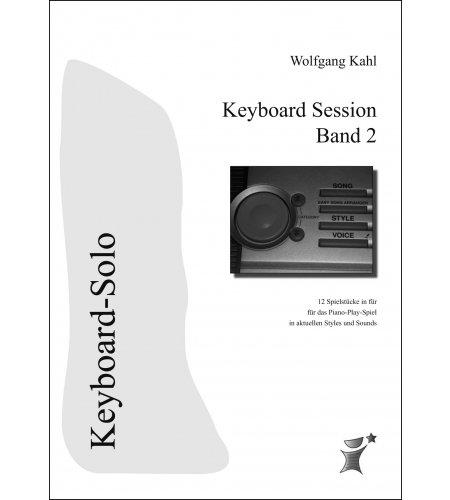 Keyboard Session - Band 2