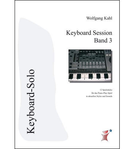 Keyboard Session - Band 3