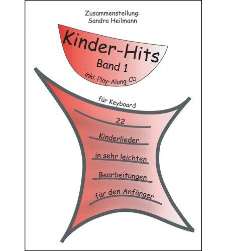 Kinder-Hits für Keyboard - Band 1