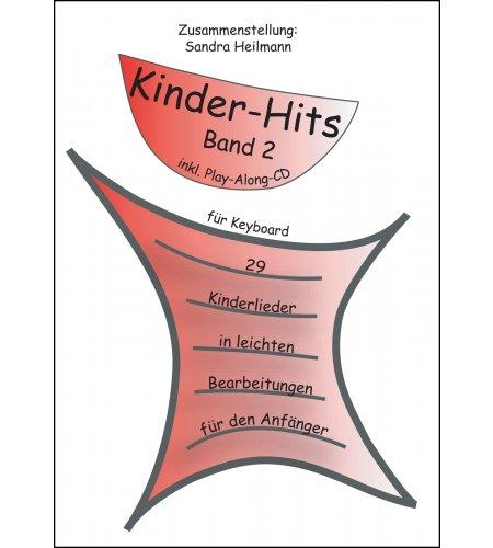 Kinder-Hits für Keyboard - Band 2
