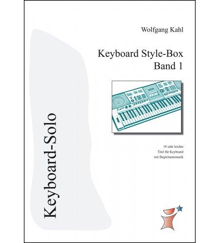 Keyboard Style-Box - Band 1
