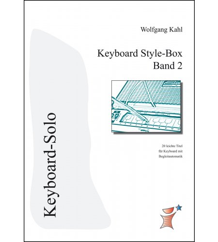 Keyboard Style-Box - Band 2