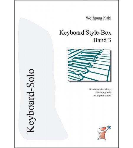 Keyboard Style-Box - Band 3