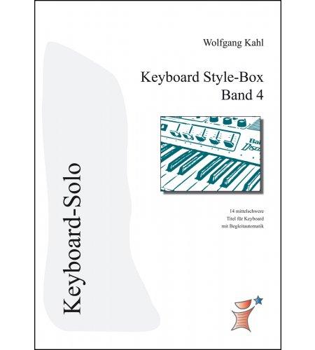 Keyboard Style-Box - Band 4
