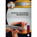 Schule für chromatische Mundharmonika - mehrbändig