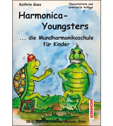 Harmonica-Youngsters - Schule