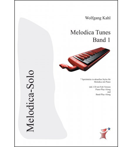 Melodica Tunes Band 1