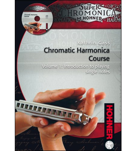 Chromatic Harmonica Course Volume 1