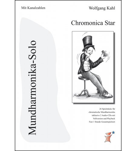 Chromonica Star - Band inkl. CD